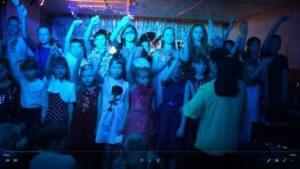 Фрагменты Новогоднего концерта 2020
